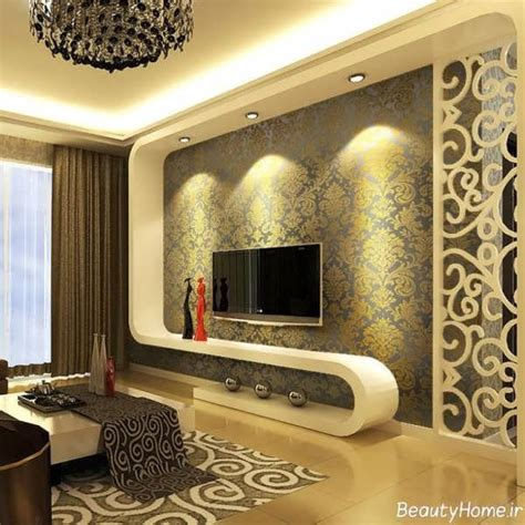 Living Room Wallpaper Ideas 2014 by