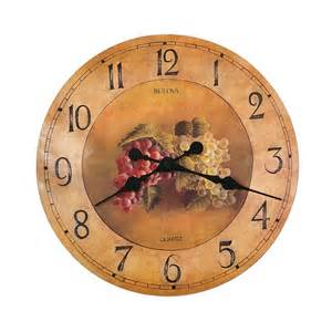 kitchen wall clocks home design
