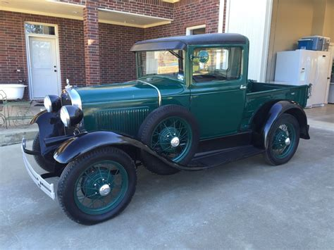 1930 Ford Model A Pickup Truck Barn Find For Sale