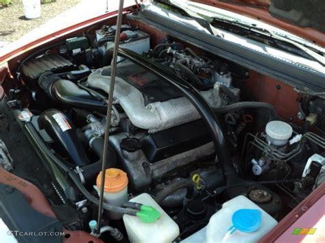 Suzuki V6 Engine 2002 Suzuki Grand Vitara Jlx 4x4 2 5 Liter Dohc 24 Valve