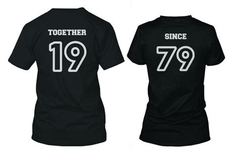 Customized Relationship Shirts Popular Matching T Shirts For Couples Buy Cheap Matching T