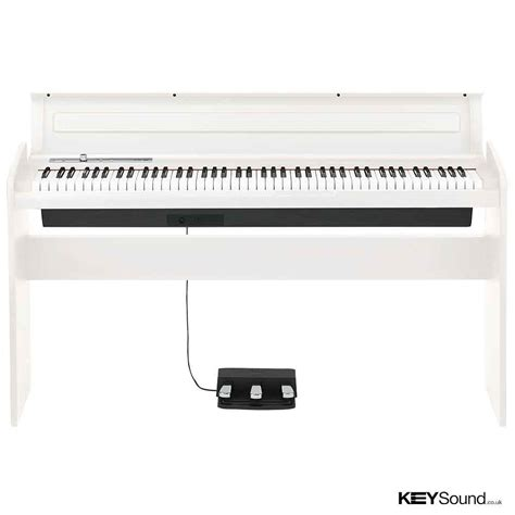 Keyboard Yamaha Korg Roland korg lp180 wh digital piano keysound leicester midlands