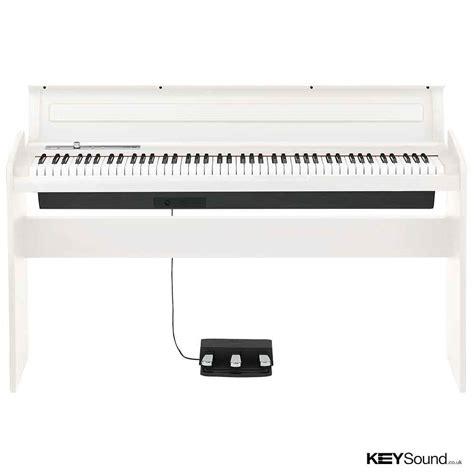 korg lp180 wh digital piano keysound leicester midlands
