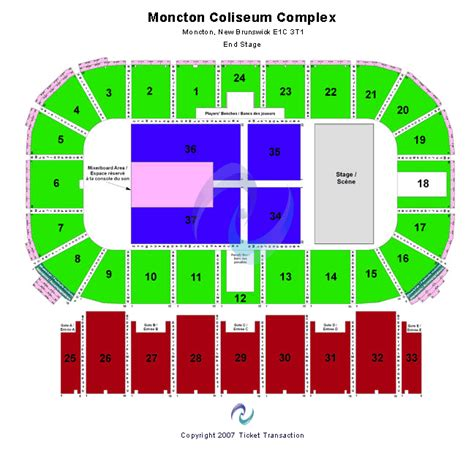 moncton coliseum floor plan brit floyd moncton coliseum tickets red hot seats