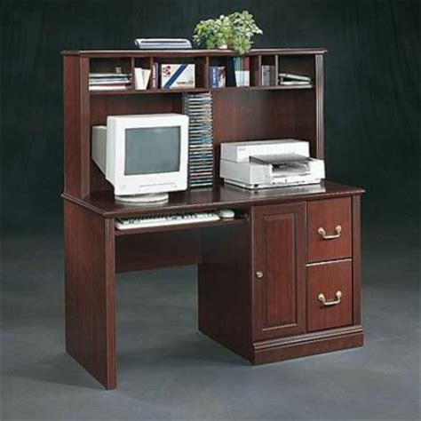 sauder 174 roanoke computer desk with hutch sears canada