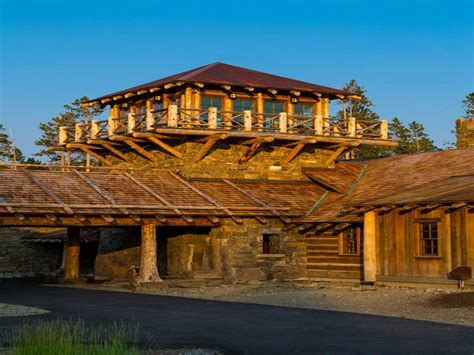 big timber log homes big log cabin homes huge log cabin