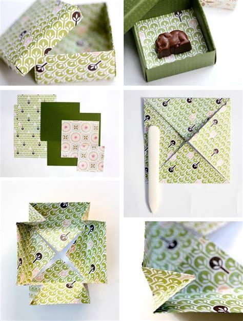Origami Box Gift - origami box