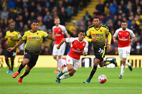 arsenal vs arsenal vs watford preview of english premier league