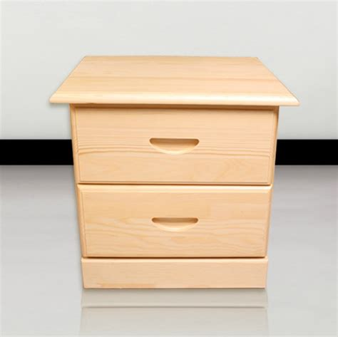 Wooden Small Drawer Cabinet by All Solid Wood Furniture Pine Bedside Cabinet Storage