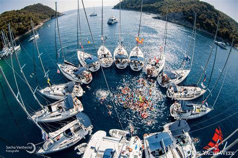 destination croatia yacht week greece glittermud