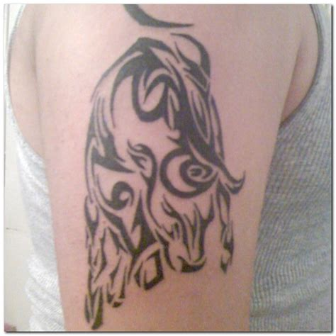 taurus design tattoos taurus tattoos designs pictures to pin on