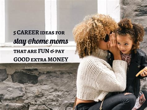 5 stay at home mom jobs five stay at home mom jobs you ll love doing