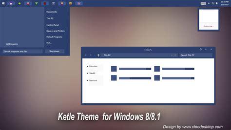 visual themes for windows 8 1 ketle theme for windows 8 8 1 windows10 themes i cleodesktop