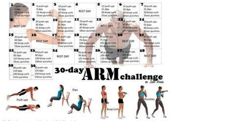 dumbbell challenge 30 day challenge search 30 day challenges