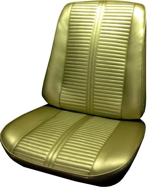 custom seat upholstery seat upholstery us made 1966 lemans gto tempest custom