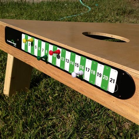 Backyard Scoreboards by Ladder Golf Quality Ladder