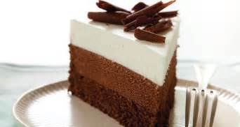 triple chocolate cake fine living advice