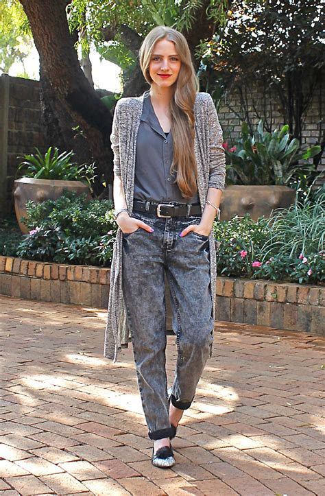 Gangster Laid Back Glam In Shades Of Grey by S Mr Price 27 5 15 Shades Of Grey Lookbook