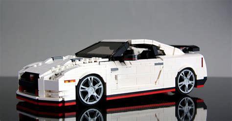 nissan lego nismo gt r the lego car