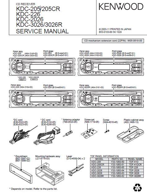 kenwood kdc mp242 wiring diagram kenwood kdc mp242 wiring diagram kenwood ddx514 wiring