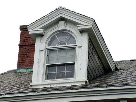 Arched Dormer Harry Larkin House