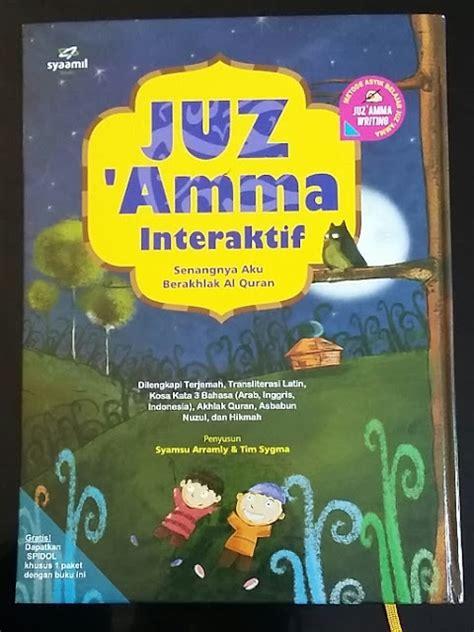 Buku 1 Hari 10 Ayat Mudah Hafal Juz Ammatl belajar al qur an sesuai gaya belajar