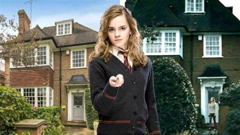 hermione granger house hermione granger s house is for sale bookstr