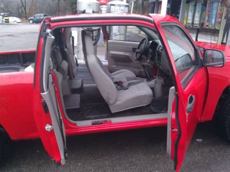 download car manuals 2008 isuzu i 290 on board diagnostic system find used pick up truck 2008 isuzu i 290 extended cab 123k miles red manual nice in