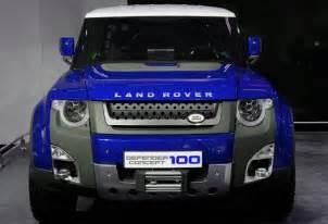 2017 land rover defender new defender details price