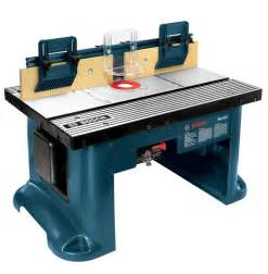 new bosch ra1181 benchtop router table tough and simple enough