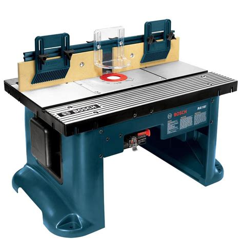 bench routers new bosch ra1181 benchtop router table tough and simple enough