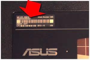 asus laptop serial number location msi laptop serial