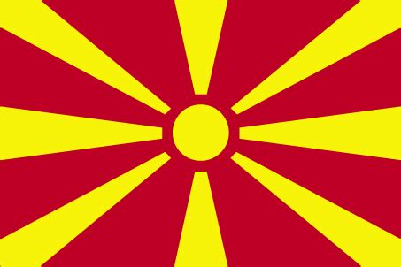 Flags Of The World Yellow Sun | macedonia flag description government