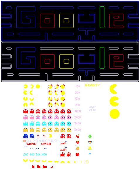 doodle 4 pacman pacman doodle celebrates 30th anniversary techeblog