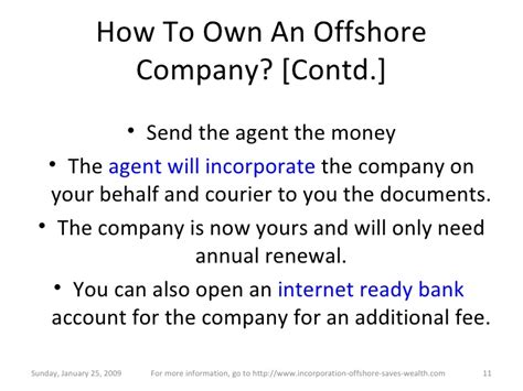 how to open offshore bank account why incorporation offshore it is easier than you think