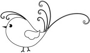 coloring pages animal birds printable free kids 7471 litle pups