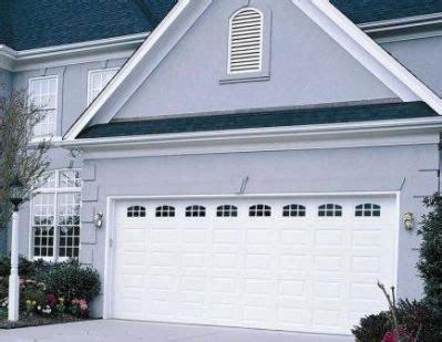 door tech sc standard garage doors by door tech in sc