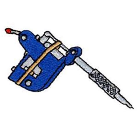 tattoo gun embroidery design oklahoma embroidery embroidery design tattoo gun 1 43