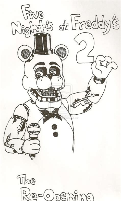 five nights at freddy s coloring book mega coloring book fnaf exclusive work books the puppet fnaf black and white free colouring pages