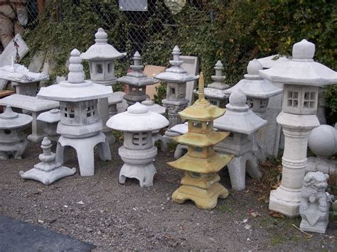Cement Garden Decor Asian Garden And Statuary Concrete Garden Decor Portland Garden Decor