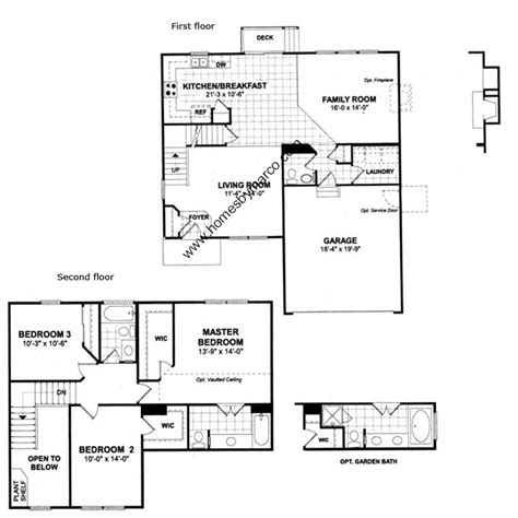 brentwood floor plan brentwood model in the amber fields subdivision in aurora