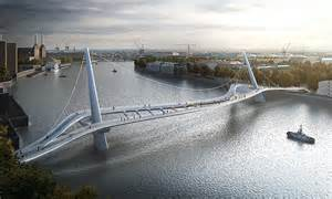 design competition bridge which design for a new thames footbridge would you choose