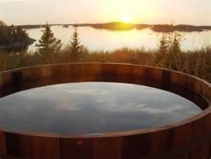 Wooden Bathtub Canada Wood Tub Canada Cedartubs Com