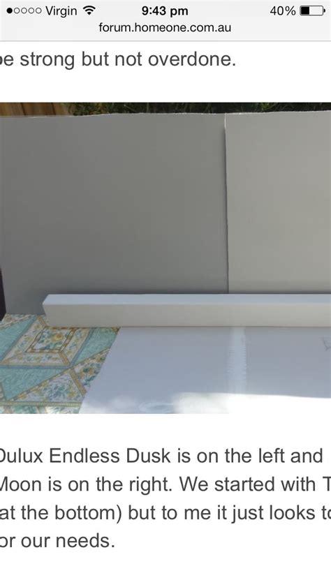dulux endless dusk paint colours pinterest queenslander