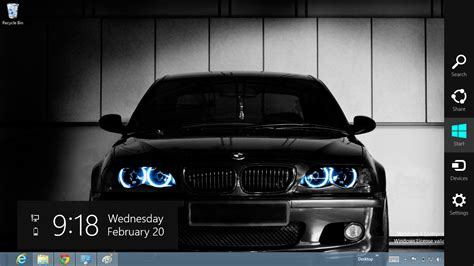 themes windows 10 bmw bmw m3 coupe windows 7 and windows 8 theme ouo themes