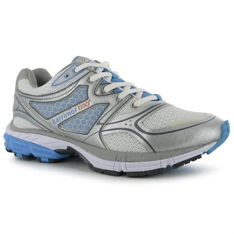 trainers c 3 68 70 karrimor womens d3o excel running shoes trainers ebay