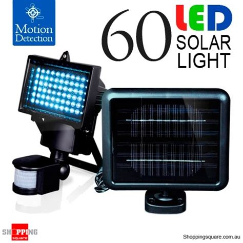 Sunforce 60 Led Ultra Bright Solar Motion Light 60 Led Ultra Bright Solar Light Motion Detection Sensor