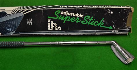 Stick Golf Cover Iron Set Pelindung stick patent adjustable golf club iron fitted with a true temper telescopic shaft