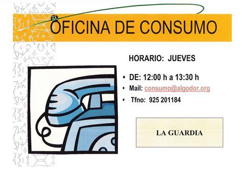 oficina municipal de información al consumidor nuevo horario de la oficina municipal de informaci 243 n al