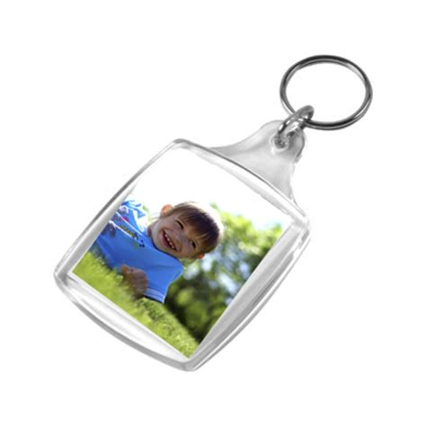personalised photo keyring photo keyrings double sided